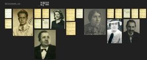 האתר holocaust_cz מקור מידע לגנאולוגיה של השואה בצכיה