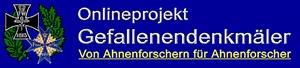 גנאלוגיה ונופלי המלחמות - אתר Gefallenendenkmäler