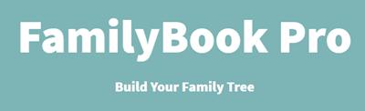 תוכנת משפחה (FamilyBook pro) לבניית עץ משפחתי