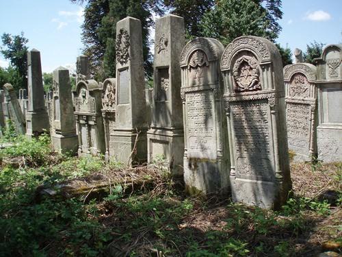 חיפוש קברים בבתי עלמין